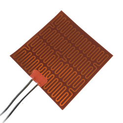 Polyimide heater